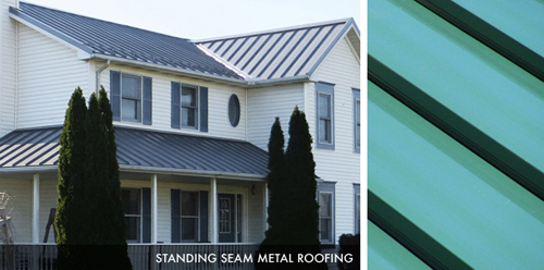 Metal Roofing Roofing Repairs Amp Remodeling Home